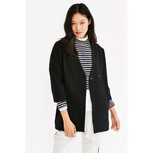 NEW Urban Outfitters Silence & Noise Cocoon Coat